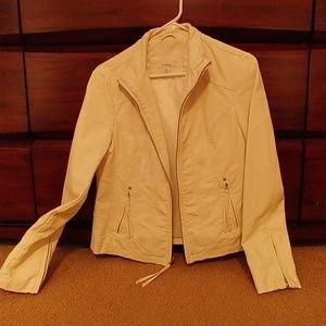 Petite Off-white Jacket